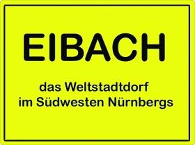 Haus fuer Kinder nuernberg Eibach - Eibach Strassenschild