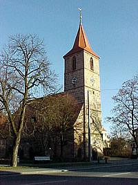 Johanneskirche Nuernberg Eibach