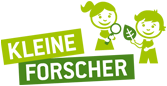 Logo Kleine Forscher